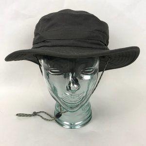 COLUMBIA Gray Fishing Hiking Outdoor Bucket Hat